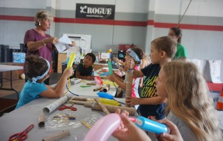 Pembroke Pines Kids Summer Camp - Crafts Fun