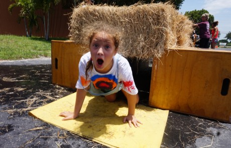 Pembroke Pines Kids Summer Camp - Obstacle Course Fun